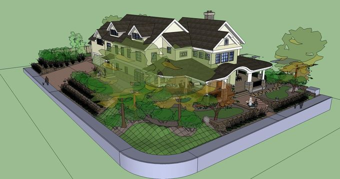 3d home architect landscape design crystal clear pr for Architect 3d home landscape design